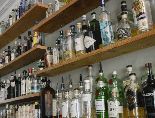 Le gin : un alcool à la mode à juste titre